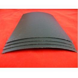 แผ่นพลาสติก ขนาด 1.5(สีดำ)ทำหมวก