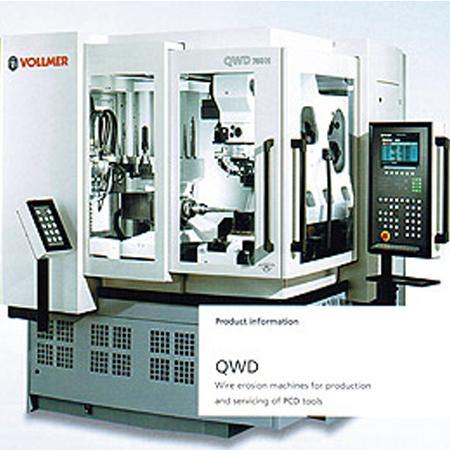 เครื่องลับคม Vollmer QWD 750/760