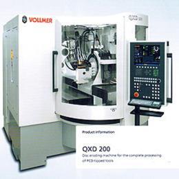 เครื่องลับคม Vollmer QXD 200