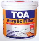 อุดโป๊ว Acrylic Filler