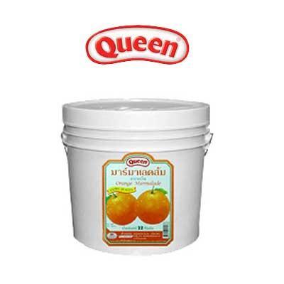 แยมผลไม้ในถัง