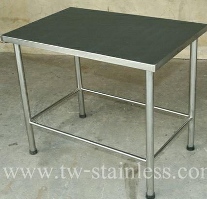 โต๊ะสแตนเลส