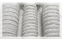ฉนวนทนร้อน Asbestos Rope