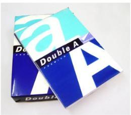 กระดาษถ่ายเอกสาร 80g A4 500 แผ่น Double A