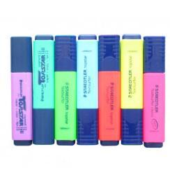 ปากกาเน้นข้อความ สเตทเลอร์ 364-  คละสี