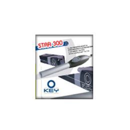 ประตูรีโมทบานสวิง (OKey Star300)