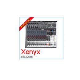ระบบเครื่องเสียงสาธารณะ(Xenyn x1832usb)