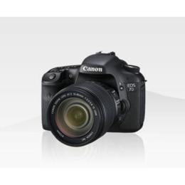 กล้องดิจิตอล แคนอน รุ่น EOS 7D-KIT