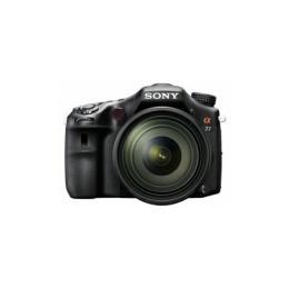 กล้องดิจิตอล โซนี่ รุ่น SLT-A77VQ