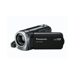 กล้องถ่ายวีดีโอ PANASONIC Model HDC-SD40GA-K