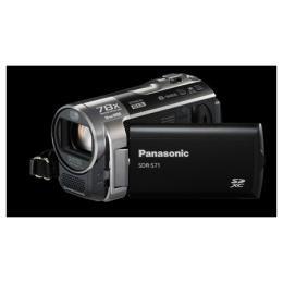 กล้องถ่ายวีดีโอ PANASONIC Model SDR-S71GA-K