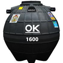 ถังบำบัดน้ำเสีย รุ่น OK Compact