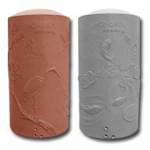 ถังเก็บน้ำบนดิน รุ่น Mongkol Silver Nano Titanium