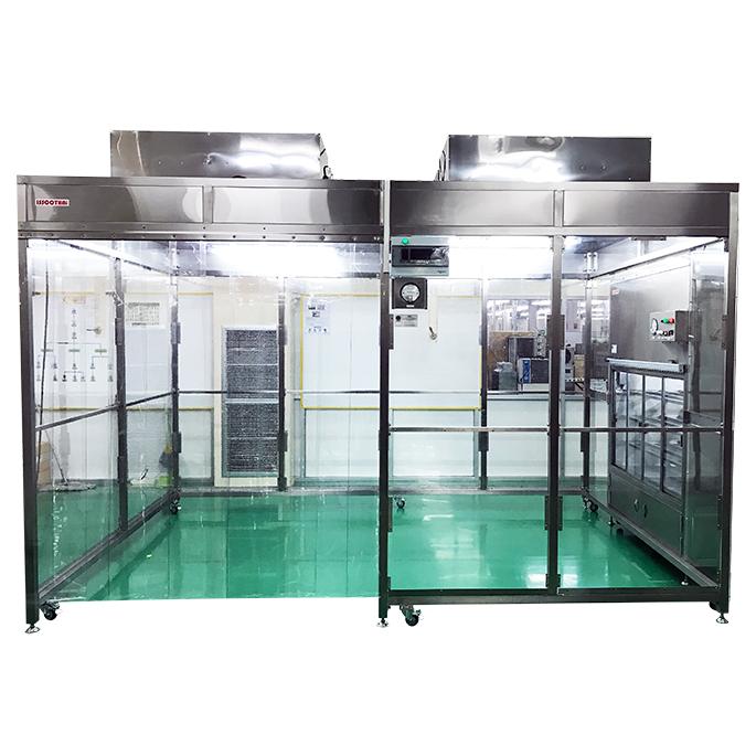 Laminar Flow Clean Booth