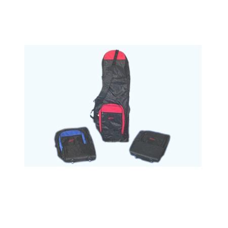 กระเป๋าใส่ถุงกอล์ฟ II (มีล้อ) Zebra