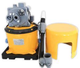 ปั้มน้ำไฟฟ้า BL-305DP-2 (เจ็ทคู่)