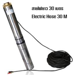 ปั้มน้ำไฟฟ้า 95QJD5-67.10-1.1
