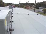 หลังคาชิงเกิ้ลองศาต่ำ (Low Slope Roofing)
