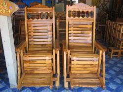 เก้าอี้ฮ่องเต้ไม้สัก