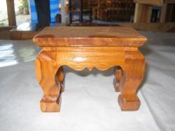 โต๊ะยอด ชุดโต๊ะหมู่บูชา ขนาด 4x6 นิ้ว