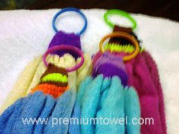ผ้าเช็ดมือแบบแขวน WN001