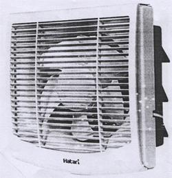 พัดลมระบายอากาศ HF-VW25M4 (G)