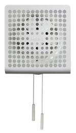 พัดลมระบายอากาศติดกระจกHC-VG20M4 (G)