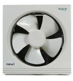 พัดลมระบายอากาศติดกระจกHB-VW25M3 (N)