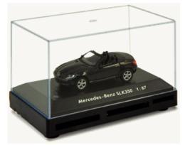 การ์ดรีดเดอร์ Mercedes-Benz SLK350 Black