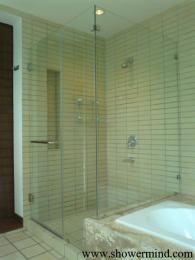 ฉากกั้นห้องอาบน้ำ 22