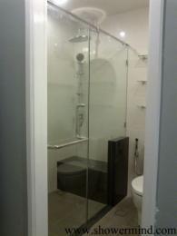 ฉากกั้นห้องอาบน้ำ 24