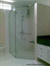 ฉากกั้นห้องอาบน้ำ 6