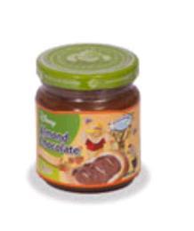 ครีมอัลมอนด์ช็อคโกแลต 200 g.