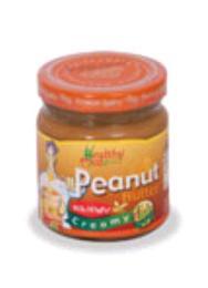 ครีมถั่วลิสงผสมน้ำผึ้ง(บดละเอียด) 200 g.
