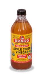 แบรคน้ำส้มสายชูหมักจากแอปเปิ้ลเกษตรอินทรีย์ 473ml.