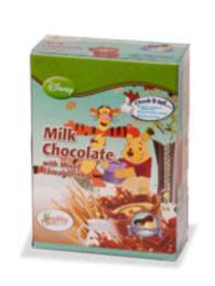 เครื่องดื่มช็อคโกแลตนมผสมธัญญาพืชและถั่ว 3 สี 280