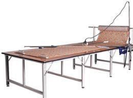 เครื่องตัดหัวผ้าไฟฟ้า BC 460 รางเฉลียง