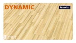 พื้นไม้สำเร็จรูป Dynamic 8 mm.