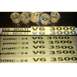 สติกเกอร์ V6 3000 / 3500