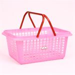 ตะกร้าหูหิ้วเหลี่ยม Shopping Basket 445