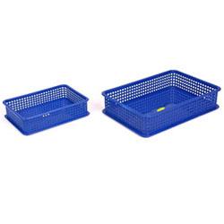 ตะแกรงเหลี่ยมซ้อนได้ Stackable Basket 220, 222
