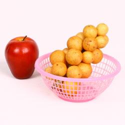 กระจาดขนมจีน Colander - Round 156