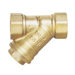 Brass Y-Strainer