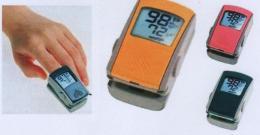 ครื่องวัดอัตราการเต้นของหัวใจและปริมาณออกซิเจนในเลือด