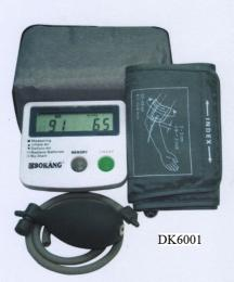 เครื่องวัดความดันโลหิตแบบดิจิตอลกึ่งอัตโนมัติ รุ่น BK6001