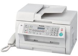 เครื่องโทรสารระบบเลเซอร์ แบบมัลติฟังก์ชั่น KX-MB2025C