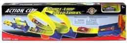 ชุดรางรถ Double loop speed track 28298