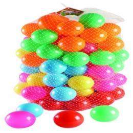ลูกบอล 100 ลูก สีสวย