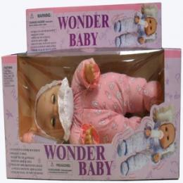 ตุ๊กตาดูดร้องไห้ใช้ถ่านกล่อง