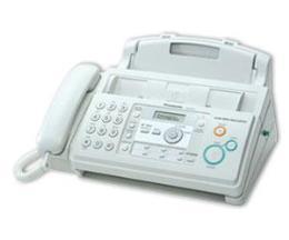 เครื่องโทรสาร PANASONIC KX-FP701CX FAX
